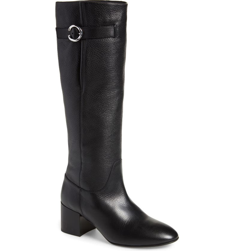 AQUATALIA Fabrianna Water Resistant Boot, Main, color, 001