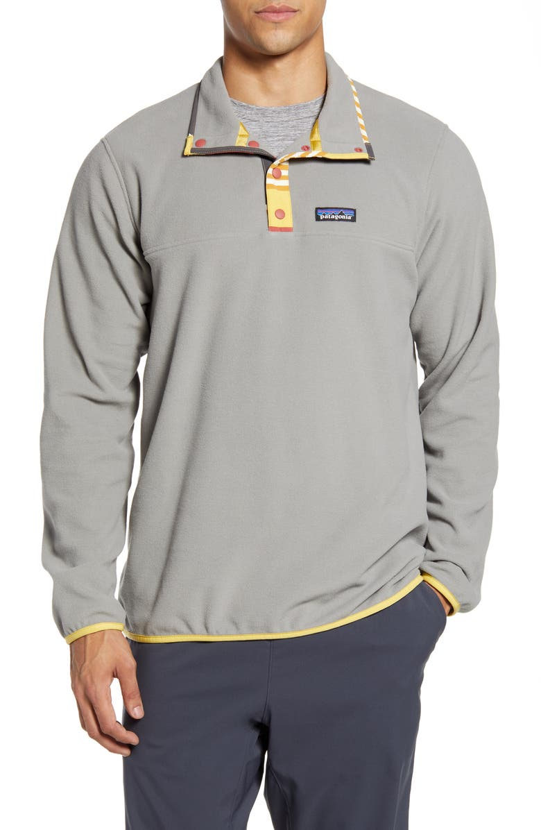 PATAGONIA Micro-D<sup>®</sup> Snap-T<sup>®</sup> Fleece Pullover, Main, color, 021