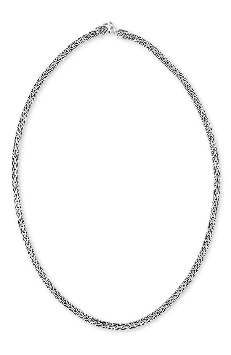 JOHN HARDY 'Classic Chain' Wide Necklace, Main, color, 040