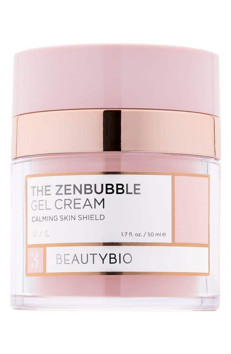 BEAUTYBIO The ZenBubble Gel Cream, Main, color, No Color