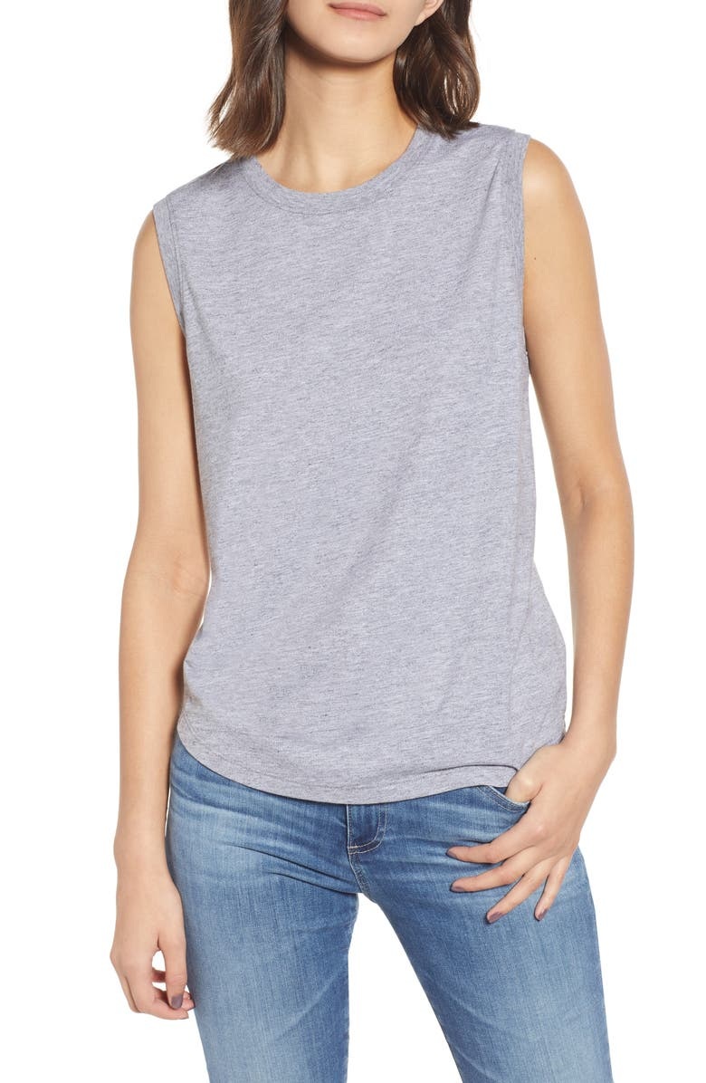 AG Ryker Relaxed Muscle Tank, Main, color, 022