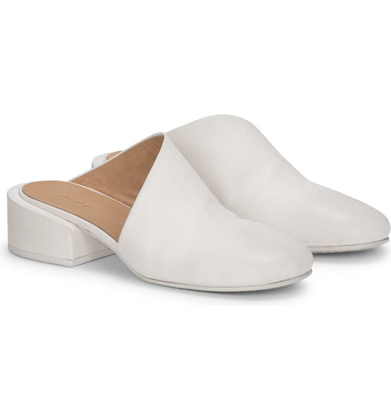 MARSÈLL Buccia Mule, Main, color, White