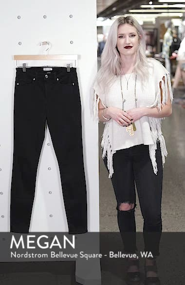 Good Legs High Rise Skinny Jeans, sales video thumbnail