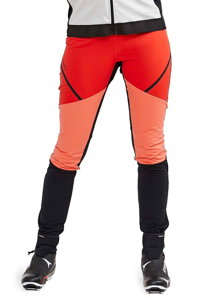 CRAFT Glide Wind Tights, Main, color, PACE/ TRACE