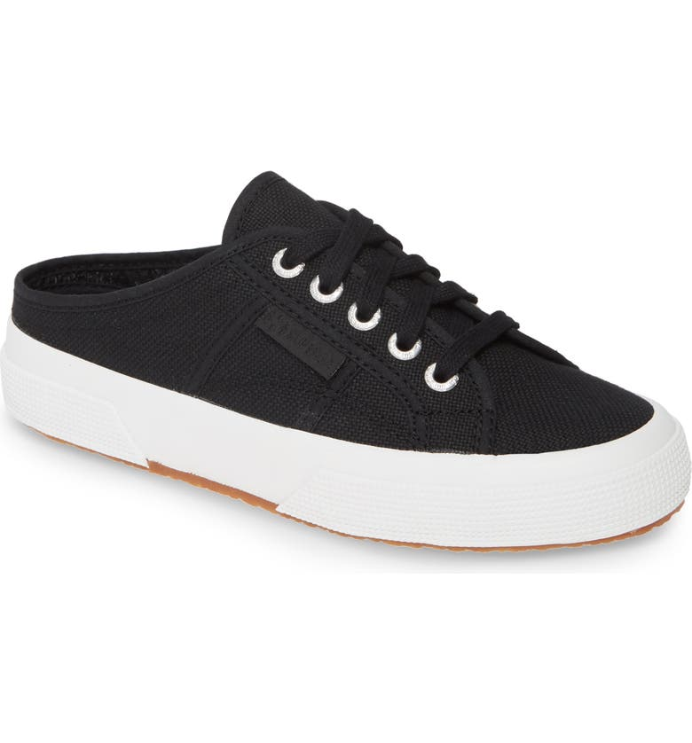 SUPERGA 2551 Cotu Mule Sneaker, Main, color, 001