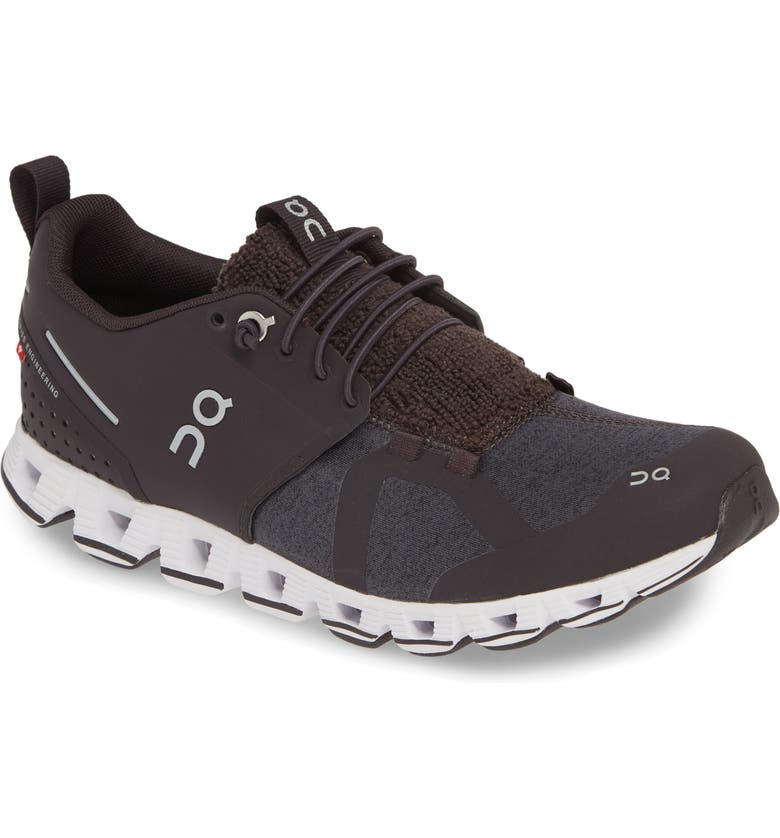 ON Cloudterry Sneaker, Main, color, PEBBLE