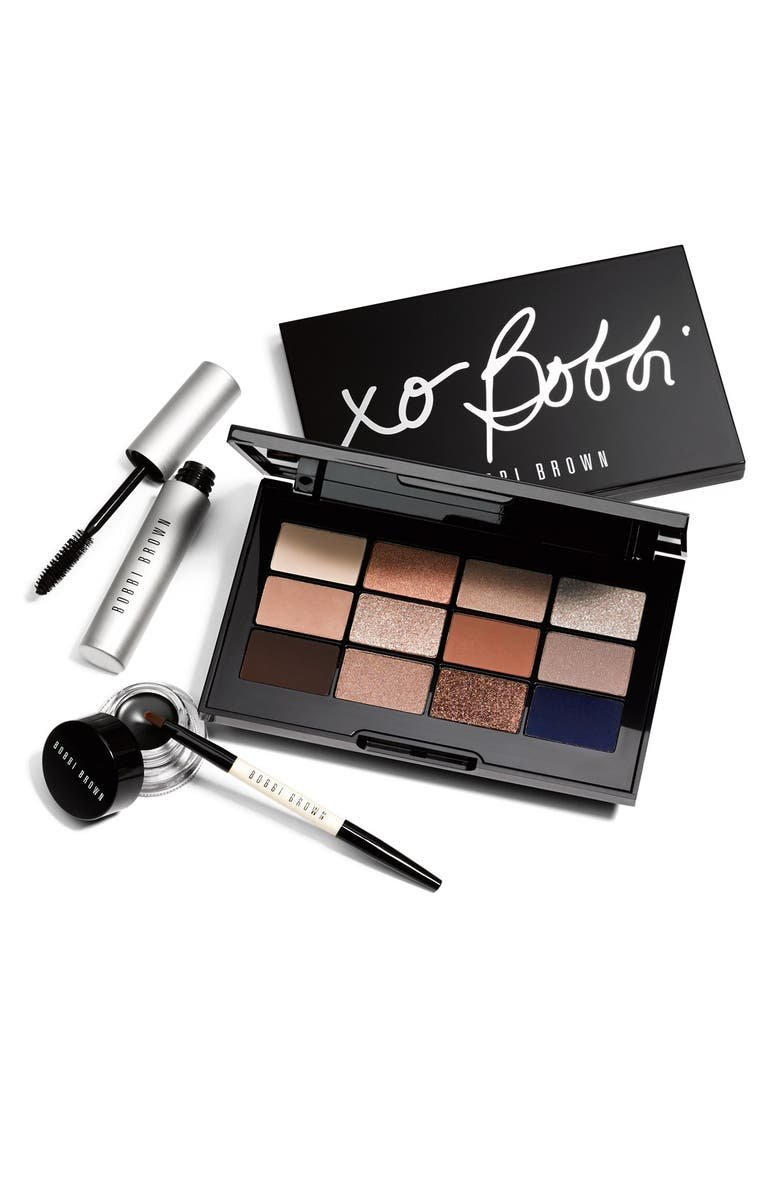 BOBBI BROWN 'Secret to Standout Eyes' Set, Main, color, 000