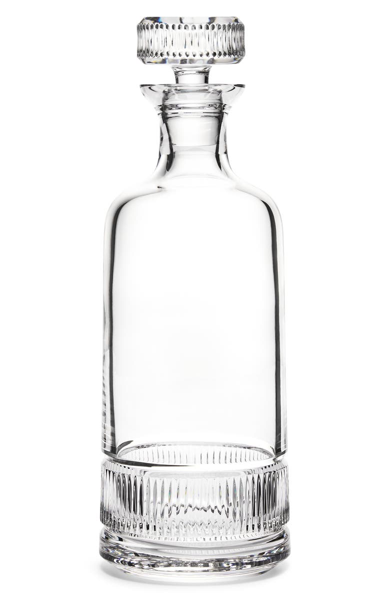 RALPH LAUREN Broughton Lead Crystal Decanter, Main, color, 100