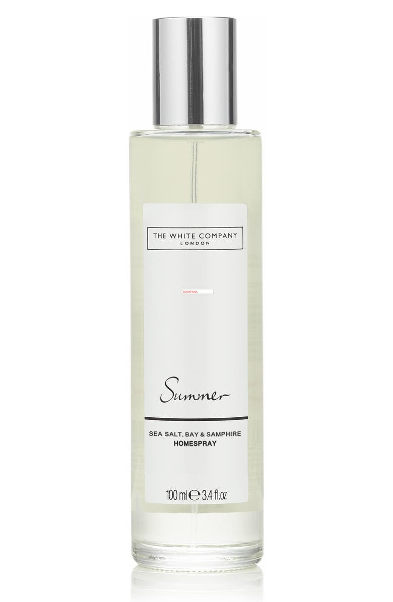 THE WHITE COMPANY Summer Home Spray, Main, color, SUMMER