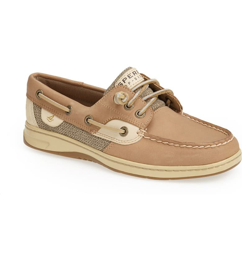 SPERRY 'Ivyfish' Boat Shoe, Main, color, 100