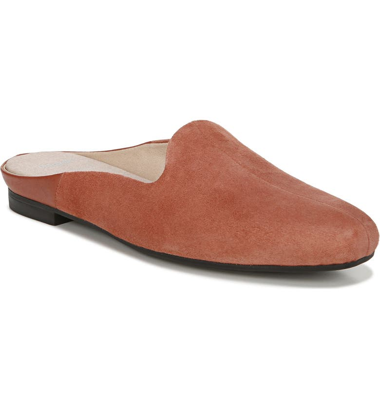 DR. SCHOLL'S Maker Mule, Main, color, GINGERSNAP LEATHER