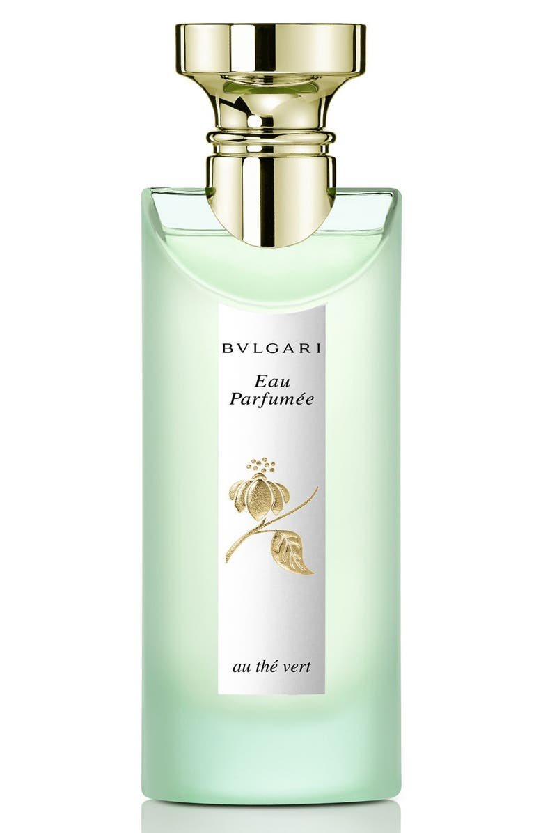 BVLGARI Eau Parfumée au thé vert Eau de Cologne Spray, Main, color, NO COLOR