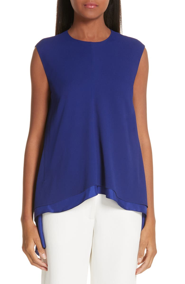 SIES MARJAN Layered High/Low Tank Top, Main, color, 413