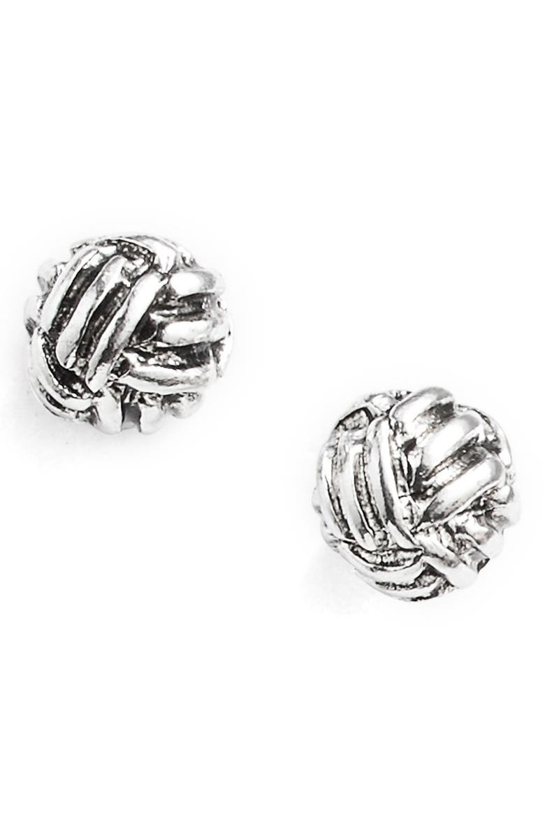 LAUREN RALPH LAUREN 'Monkey First' Stud Earrings, Main, color, 040
