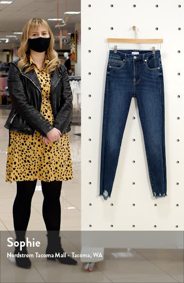 Good Legs Crop Skinny Jeans, sales video thumbnail