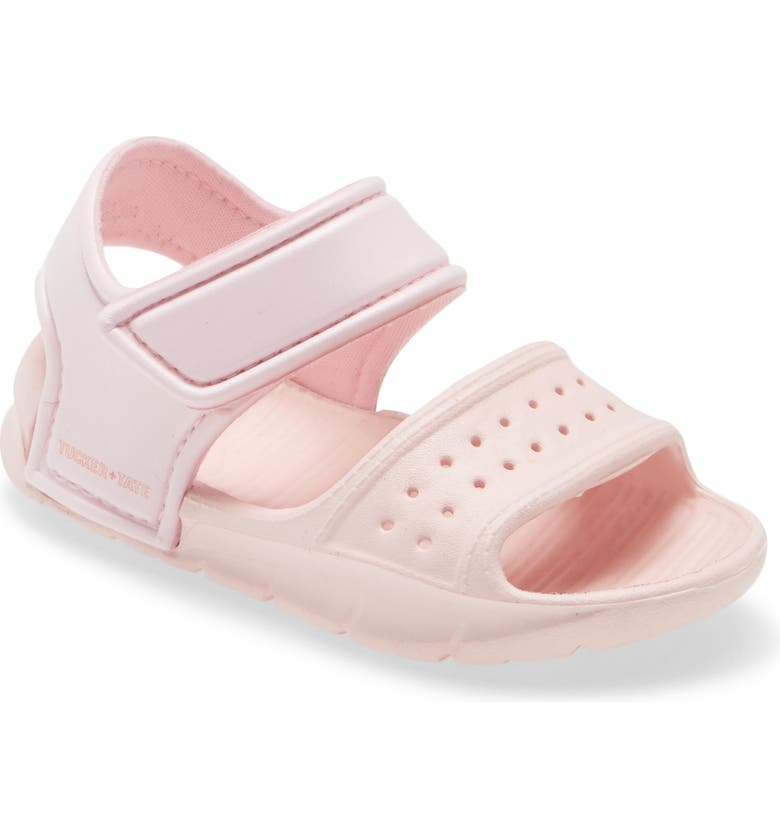 TUCKER + TATE Eden Water Friendly Sandal, Main, color, PINK