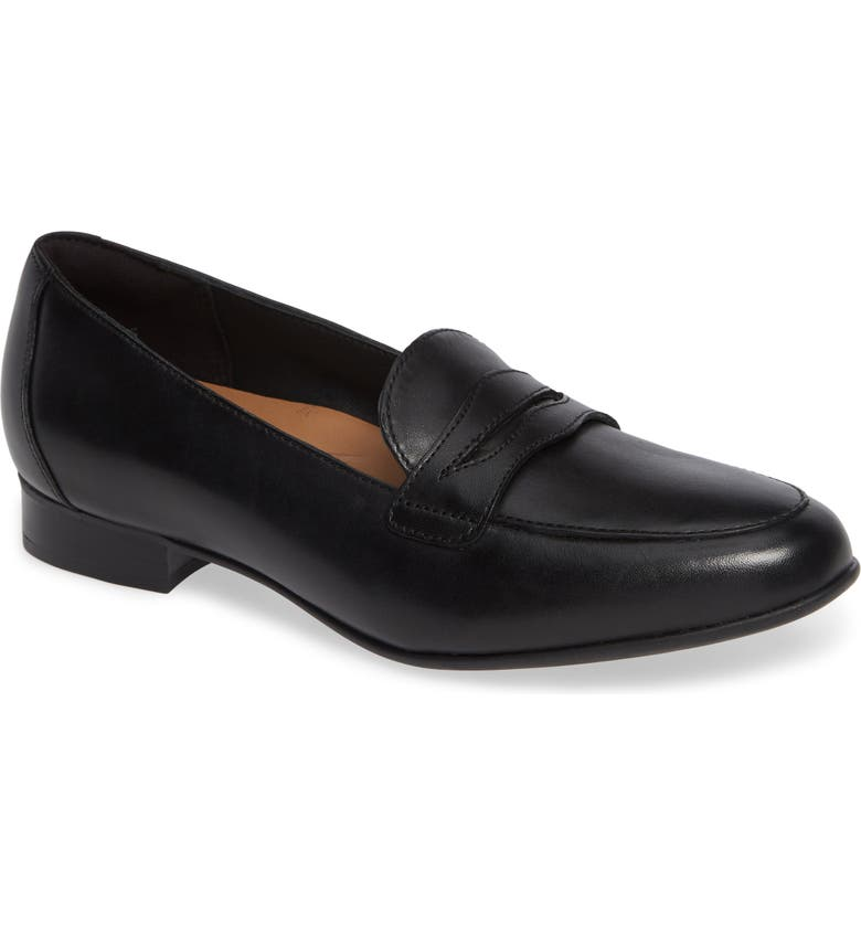CLARKS<SUP>®</SUP> Un Blush Go Penny Loafer, Main, color, 003