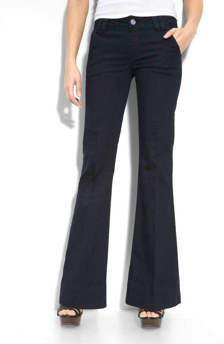KUT FROM THE KLOTH Flare Leg Denim Trousers, Main, color, 133
