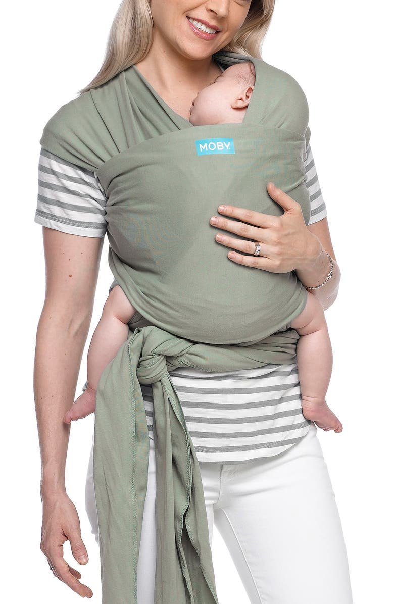 MOBY Classic Baby Carrier, Main, color, PEAR