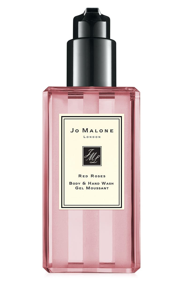 JO MALONE LONDON<SUP>™</SUP> Red Roses Body & Hand Wash, Main, color, NO COLOR
