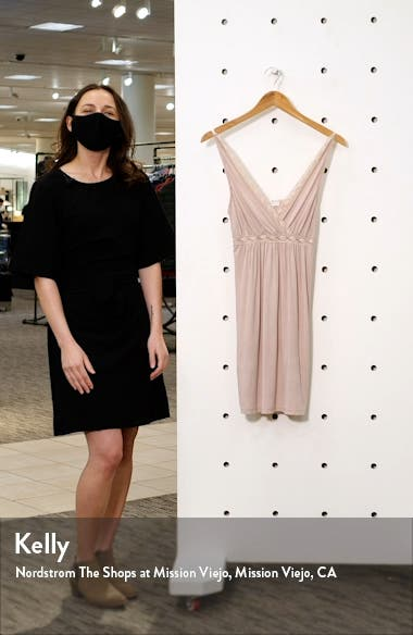 Luxe Jersey Chemise, sales video thumbnail