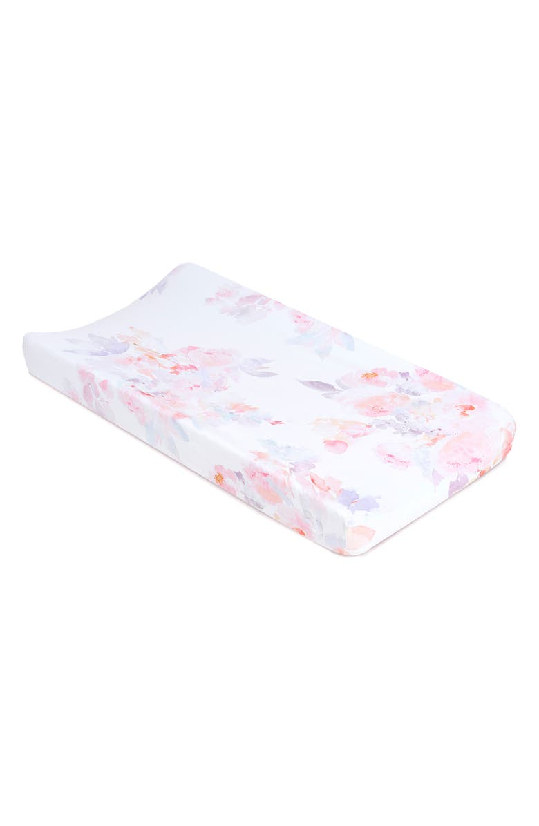 OILO Prim 2-Pack Jersey Changing Pad Covers, Main, color, PRIM