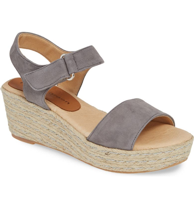 PATRICIA GREEN Corie Espadrille Wedge Sandal, Main, color, 021