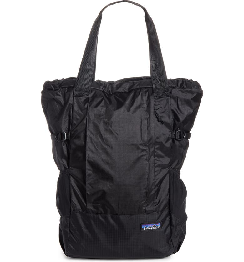 PATAGONIA Lightweight Travel Tote Pack, Main, color, 001