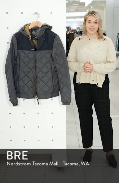 Packable Quilted Down Jacket, sales video thumbnail