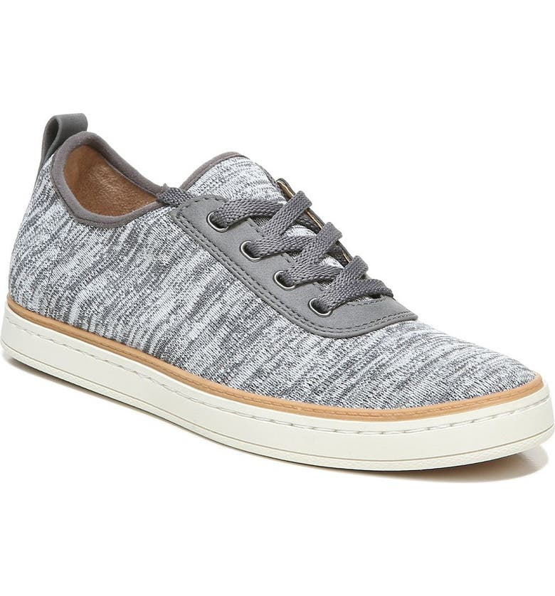SOUL NATURALIZER Krista Lace-Up Sneaker, Main, color, GREY WHITE