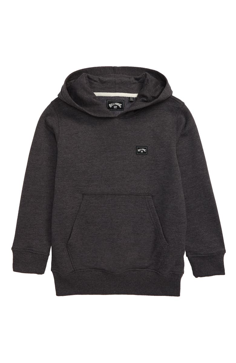 BILLABONG All Day Pullover Hoodie, Main, color, 001
