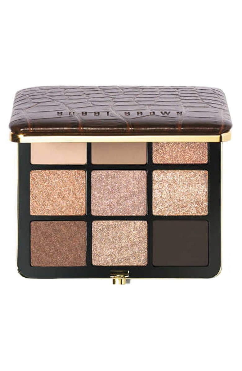 BOBBI BROWN 'Scotch on the Rocks – Warm Glow' Eyeshadow Palette, Main, color, 000