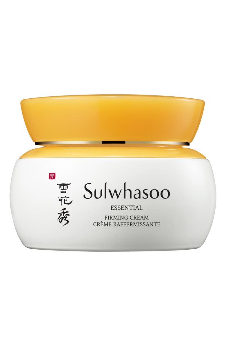 SULWHASOO Essential Firming Cream, Main, color, No Color