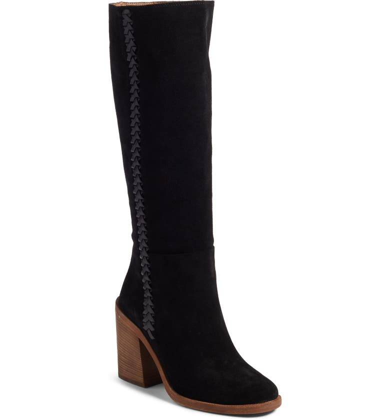 UGG<SUP>®</SUP> Maeva Knee High Boot, Main, color, 001