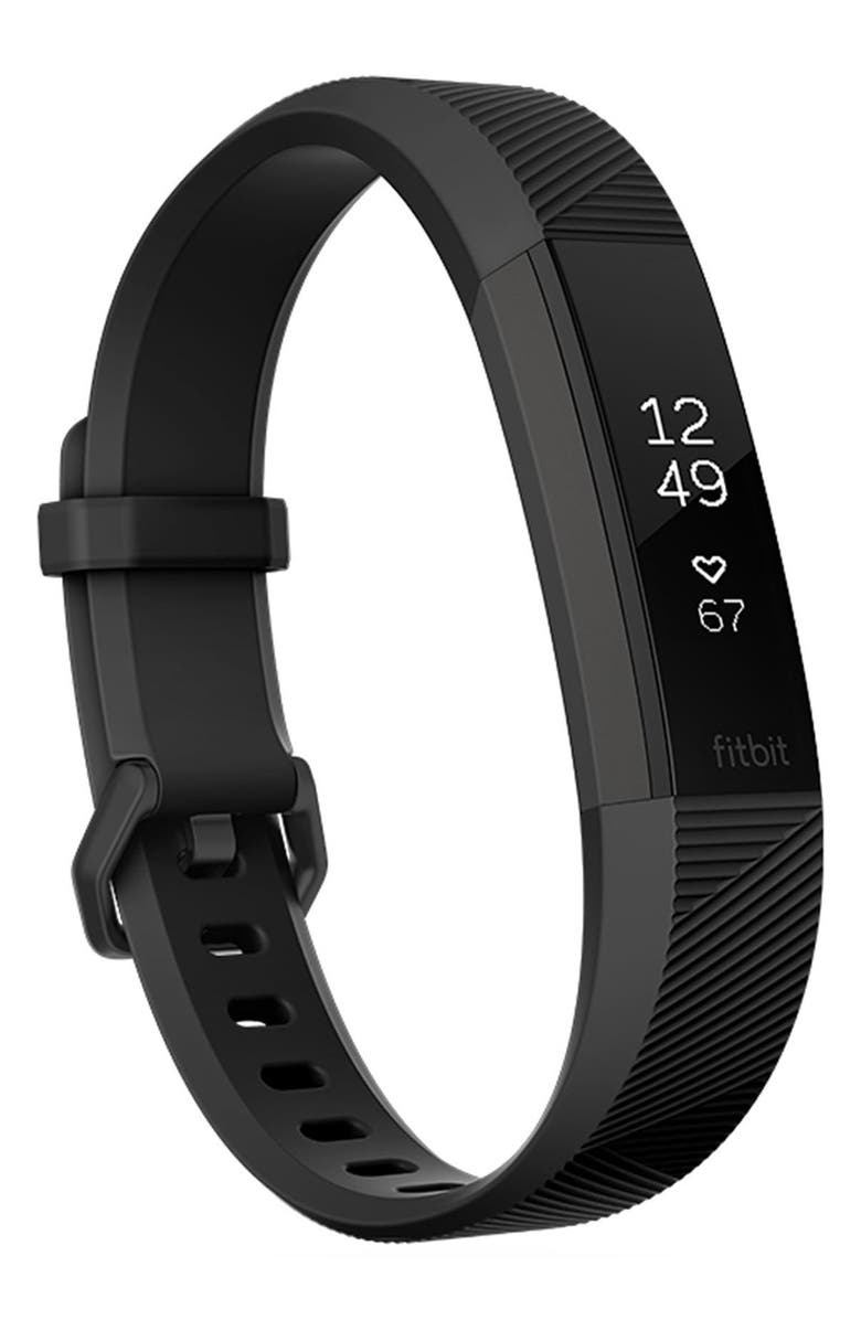 FITBIT Special Edition Alta HR Wireless Heart Rate and Fitness Tracker, Main, color, 001