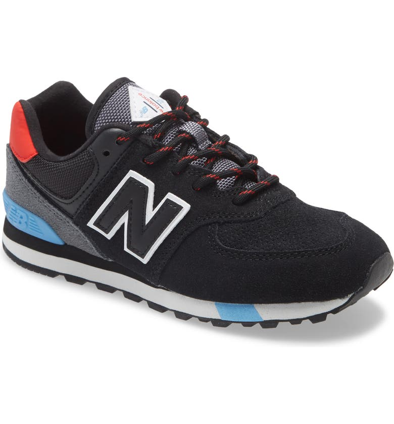 NEW BALANCE 574 Classic Sneaker, Main, color, 001