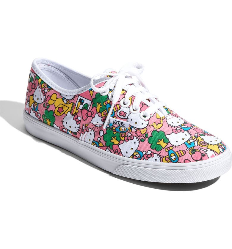 VANS 'Lo Pro - Hello Kitty<sup>®</sup>' Sneaker, Main, color, PINK MULTI