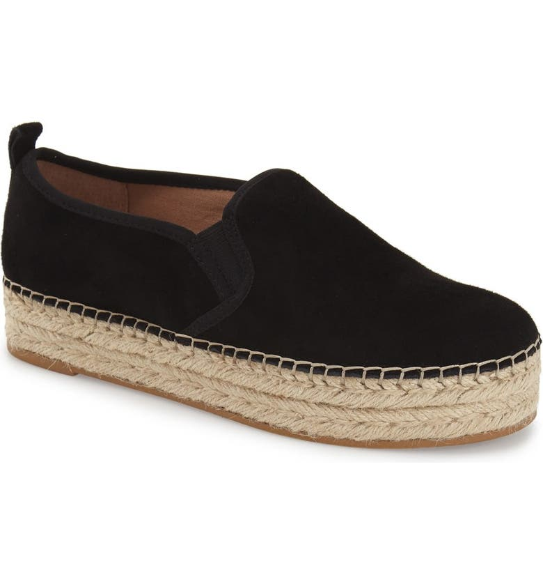 SAM EDELMAN 'Carrin' Espadrille Flat, Main, color, 001