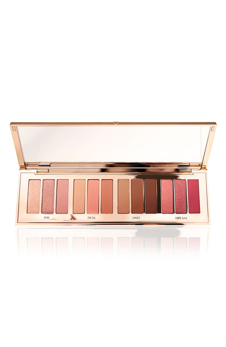 CHARLOTTE TILBURY Pillow Talk Instant Eyeshadow Palette, Main, color, NO COLOR