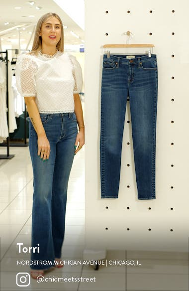 9-Inch Skinny Jeans, sales video thumbnail