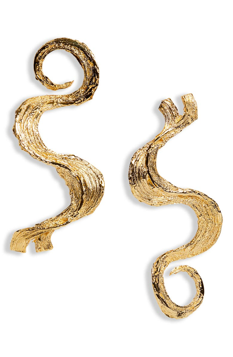 BEPHIES BEAUTY SUPPLY L'Enchanteur Baby Hare Wave Earrings, Main, color, 710