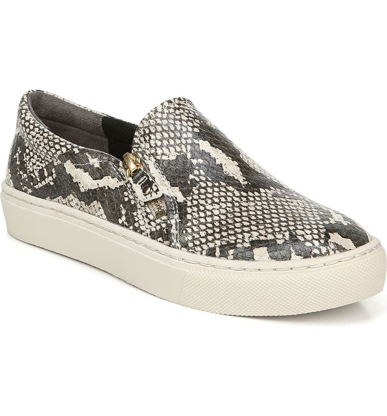 DR. SCHOLL'S No Chill Sneaker, Main, color, SNAKE PRINT FAUX LEATHER