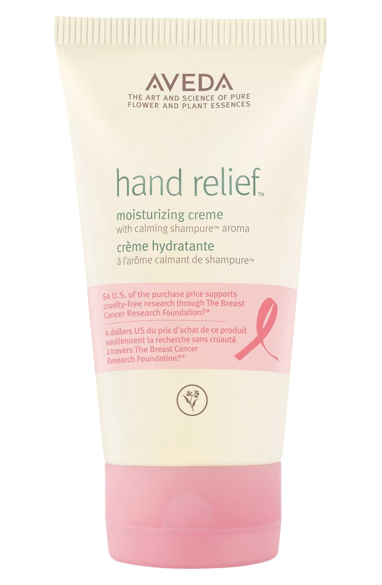 AVEDA 'hand relief<sup>™</sup> - Breast Cancer Research Foundation' Moisturizer, Main, color, 000