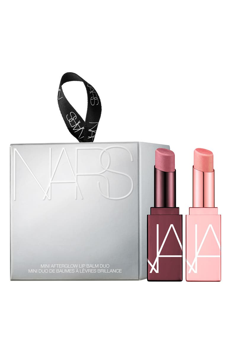 NARS Mini Afterglow Lip Balm Duo, Main, color, 000