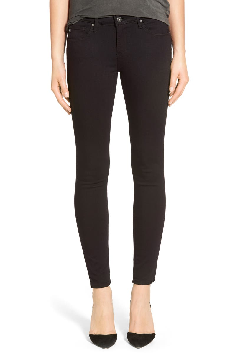 AG 'The Legging' Ankle Super Skinny Jeans, Main, color, 010