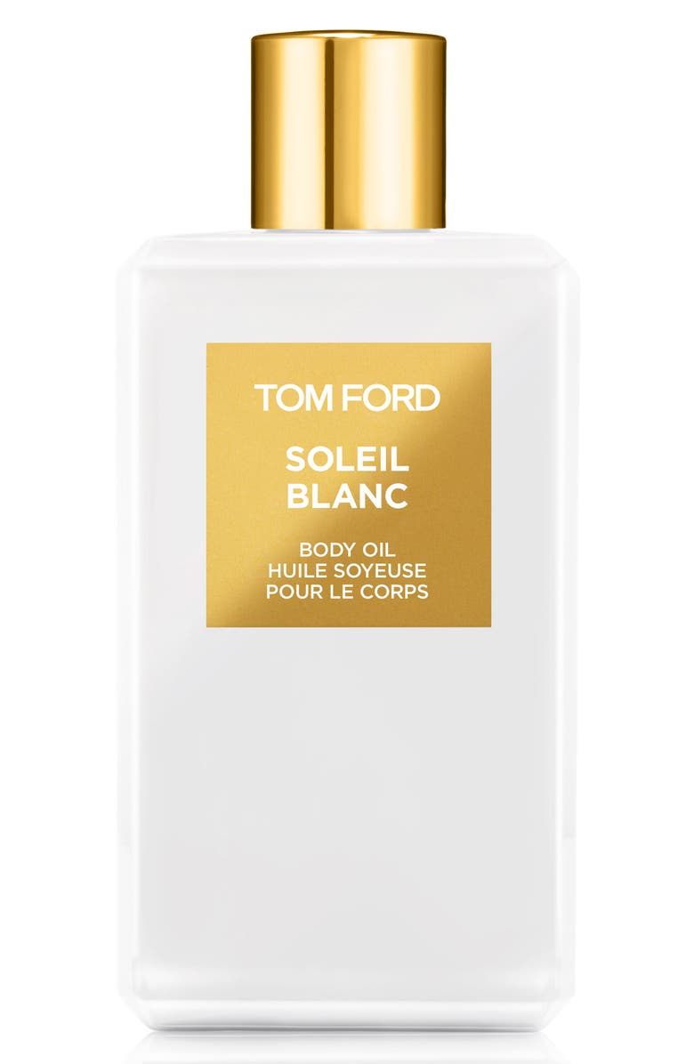 TOM FORD Private Blend Soleil Blanc Body Oil, Main, color, 000