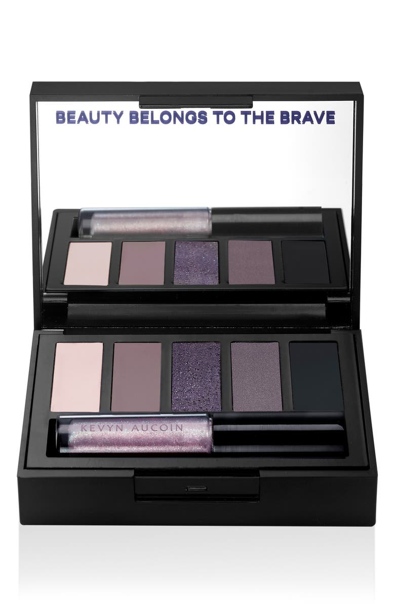 KEVYN AUCOIN BEAUTY Emphasize Eyeshadow Design Palette, Main, color, MAGNIFY