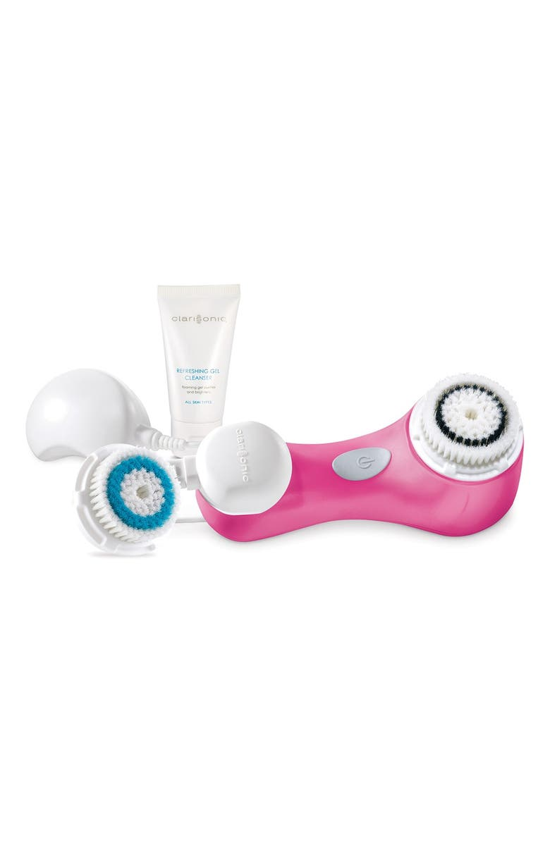 CLARISONIC 'Mia - Electric Pink' Sonic Skin Cleansing System, Main, color, 000