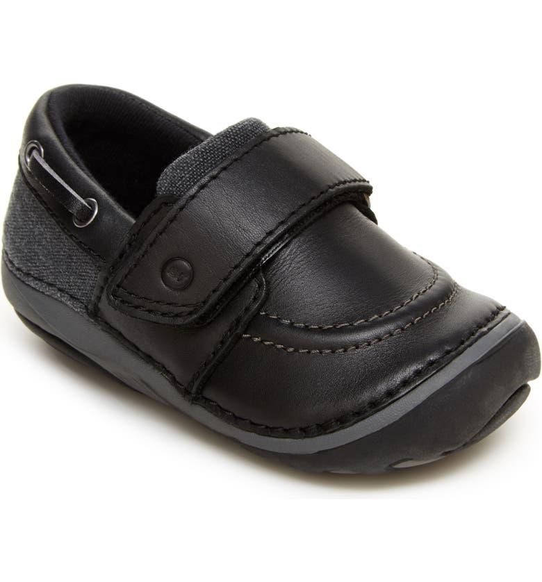 STRIDE RITE Soft Motion<sup>™</sup> Wally Shoe, Main, color, Black