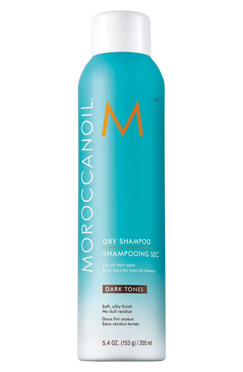 MOROCCANOIL<SUP>®</SUP> Dry Shampoo, Main, color, DARK